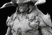 monsters-concept art