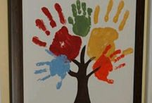 Handprints / by Elizabeth Sadler