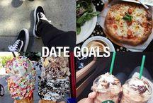 Date goals
