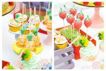 Tutti Fruitti Party Ideas