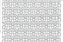 Vzory / Vzory na háčkování a pletení