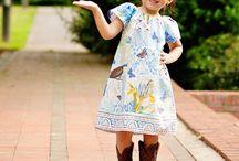 Girls Dress Patterns - Tie Dye Diva Patterns / GIrls Dress Patterns by Tie Dye Diva Patterns - instant download at www.tiedyedivapatterns.com