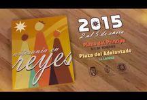 Feria de Artesanía en Reyes 2015 / Feria de Artesanía en Reyes 2015. Esta tradicional feria se desarrollará simultáneamente en la Plaza del Príncipe de S/C de Tenerife y en la Plaza del Adelantado de La Laguna. HORARIO: 11.00 A 22.00 horas ininterrumpidamente. Cabildo Insular de Tenerife. #ArtesaniaenReyes2015