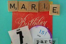 Einladung Geburtstag