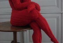 Armelle Blary / Скульптура, инсталляция