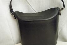 1950,s vintage bucket bag