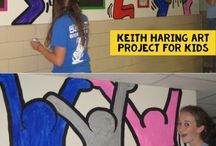 Keith Haring / Art project and resources about the artist Keith Haring.