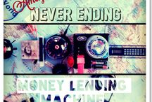 Microfinance / All things Microfinance and the 'Amazing Never Ending Money Lending Machine' #microfinance #kiva