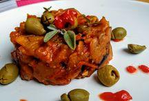 baklažán.paprika.recept