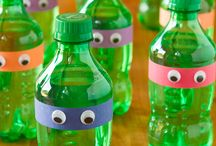 ninja turtles birthday party ideas