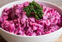 salaty zdrave