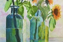 Jan Grady / Watercolors by Jan Grady