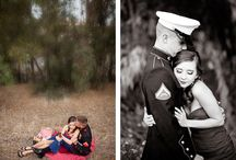 Engagement photography ideas! :) / by Lauren Mauer