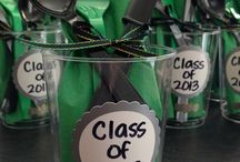 Graduation Party Ideas / by Lisa Mireles