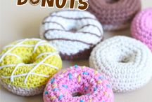Crochet - Food