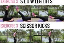 Fitness: Abs and Core Exercises