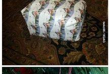 boyfriend presents
