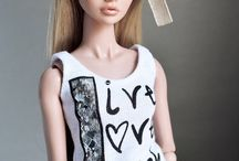 Do ll / IT Doll:Poopy Parker,Fashion Royalty ST Doll:Silkstone