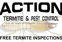 Action Termite and Pest Control / Founded in 1971, by Richard F. Russell, Action has been family owned for three generations. Action now serves New Jersey, Philadelphia and New York City.  Action delivers prompt and professional service to business and home owners while adhering to all EPA Laws and Safety Regulations.