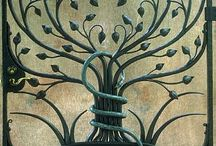Garden Gates / Beautiful garden gates, entrances and arches