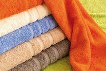 Ręczniki / Ręczniki frotte