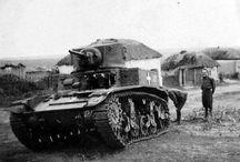 hun tanks