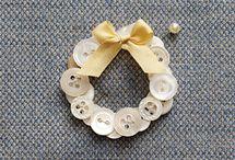 Crafts - Button Love <3