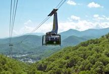 Family Meet Up / Gatlinburg is half way from Indy and Knightdale...perfect spot to meet the family and have fun!!