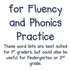 1st - Fluency / by Andreia Ransdell