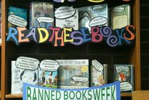Banned Book Display Ideas