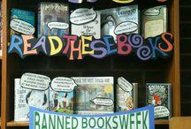 Banned Book Week / by Cherokee Lowe