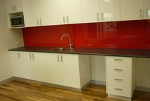 Office Kitchen Designs / We have an expert team of office kitchen designers to provide you the latest modern office kitchen designs. Contact A1office Fitouts for the best commercial kitchen fitouts solution at affordable rates.