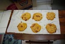 cookies pisang oat