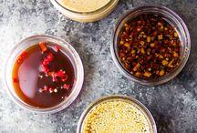 Sauces - Sughi - Σάλτσες