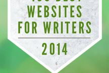Writing Resources / Websites and articles that pertain to the writing life.