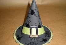 Halloween crafts and food / by Carrie Zrodlowski