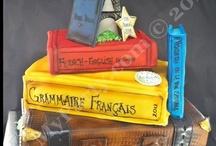 Inspiration -holiday cakes / by Samantha Mair-Donaldson
