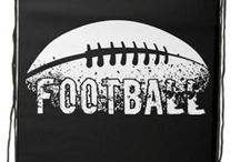 Football Items / American football themed apparel, home decor items & electronic accessories for athletes, coaches and fans. #football #gifts
