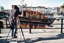 Jack Lowe | Project Lifeboat / Jack Lowe is on a five-year mission to photograph all 237 of the RNLI's lifeboat stations using Victorian photography methods. Follow his journey: http://lifeboatstationproject.com/