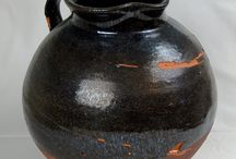 Ceramics & Pottery Collection / A selection of pots and ceramics in Deiniol Williams' collection.