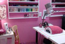 ideas salon de belleza