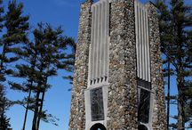 Cathedral of the Pines - History