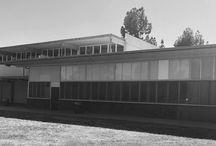 Richard Neutra designed eagle rock recreation center