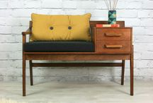 Mid-Century Furniture Design / by Barbara Ferguson