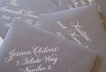 Invitations & Wrappings / by Charlotte