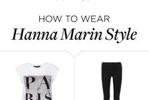 Hanna Marin Style / You gotta love Hanna Marin's on-trend outfits in Pretty Little Liars. Get her look!