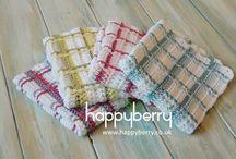 Crochet: kitchen