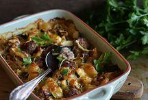 Comfort food / Digg mat som varmer hjerte og mage