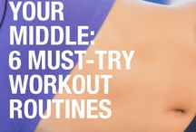 work outs / Exercise
