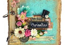 Marion Smith Designs / Beautiful vintage style papercrafting